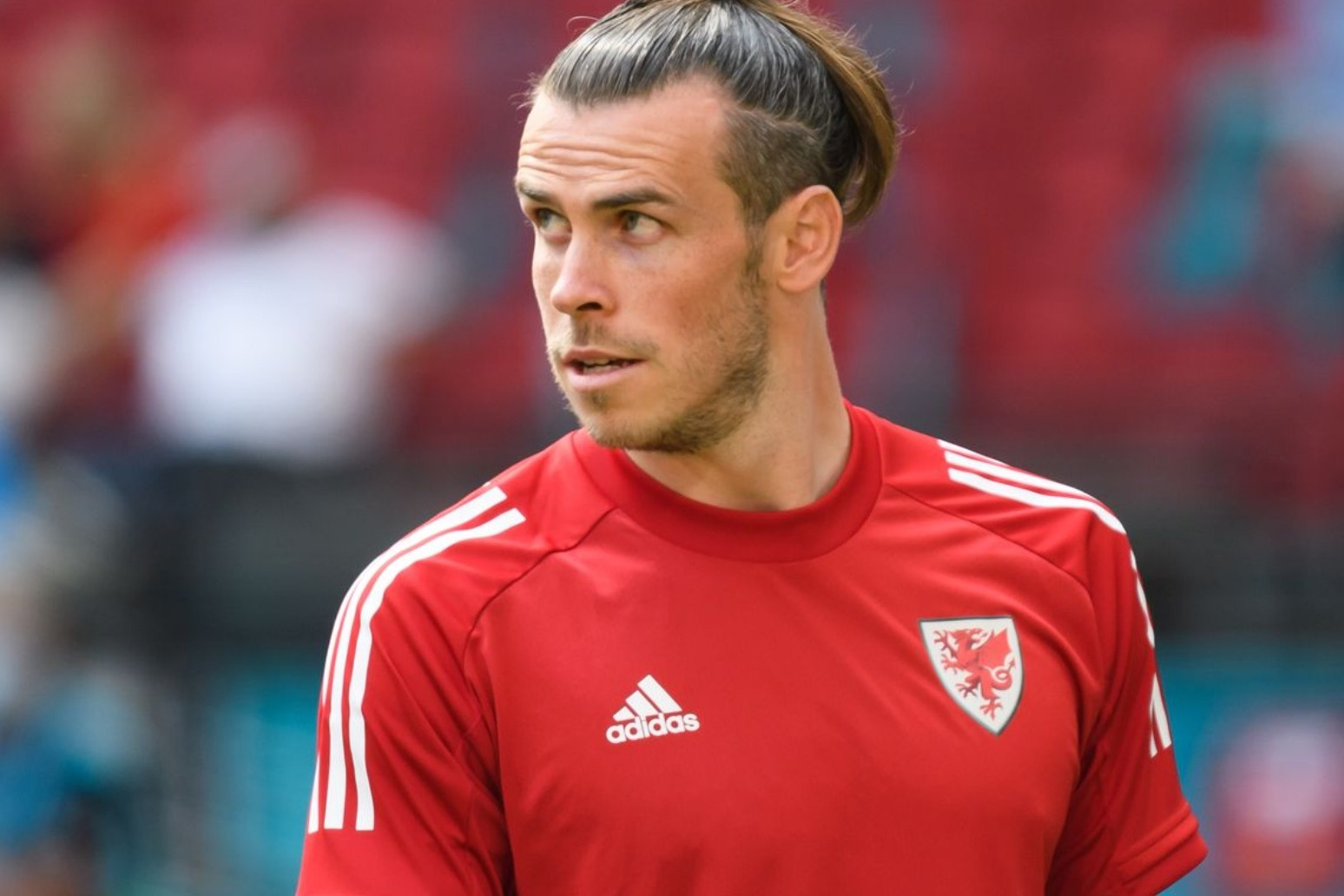 Gareth Bale would lead Wales off pitch in the face of racial abuse if necessary