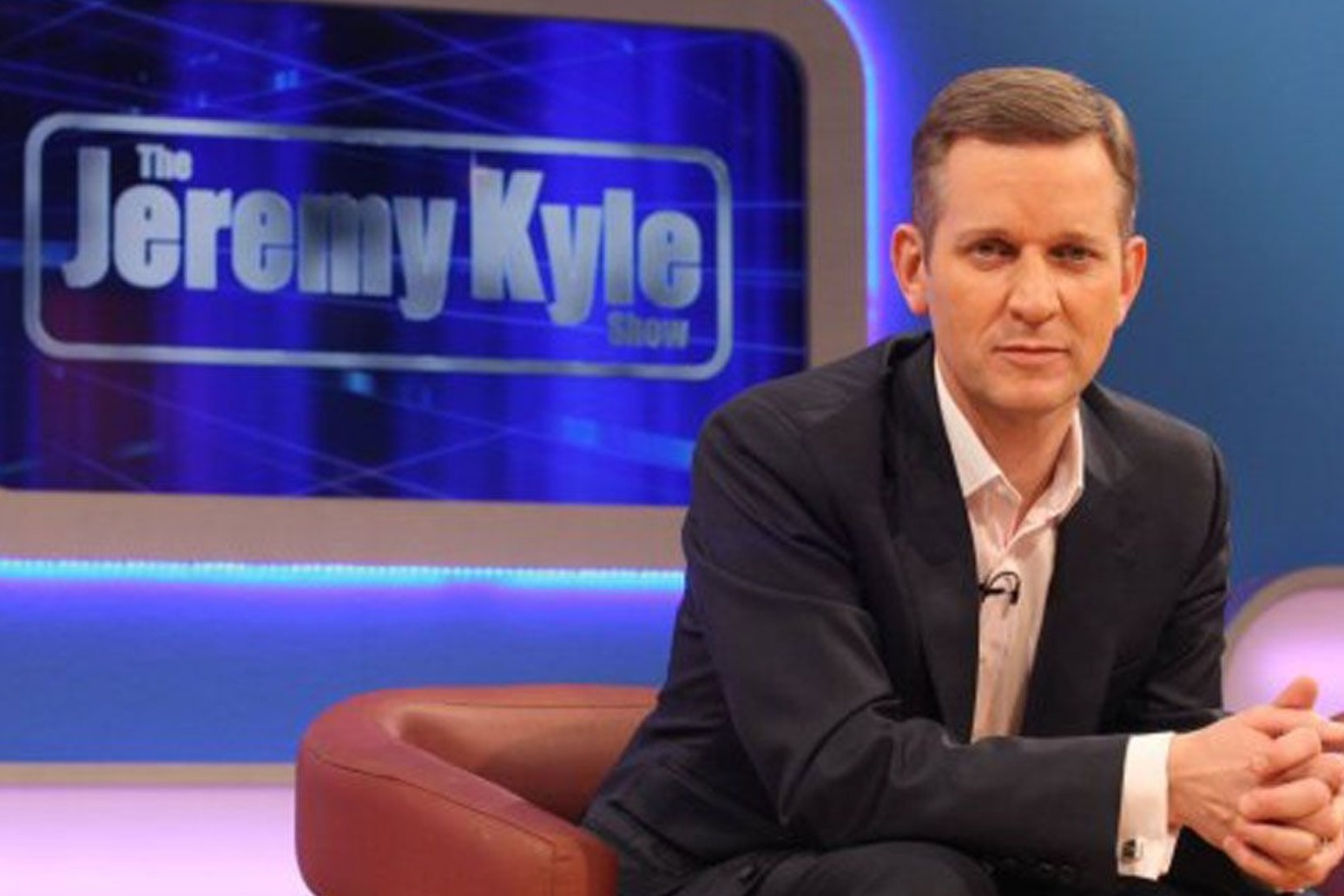 Hunted Jeremy Kyle diagnosed with anxiety disorder after show axed thumbnail