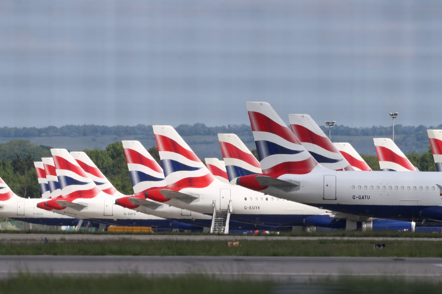 British Airways owner eyes up potential relaunch at 50% capacity from July