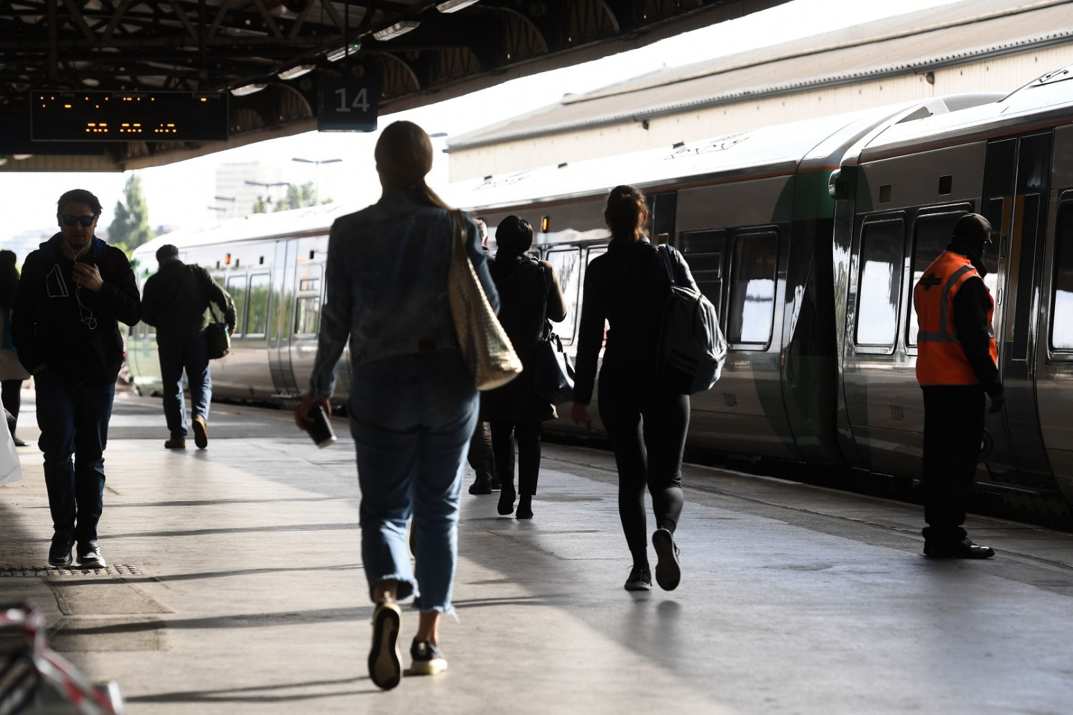 Demand for train travel remains low despite services being increased