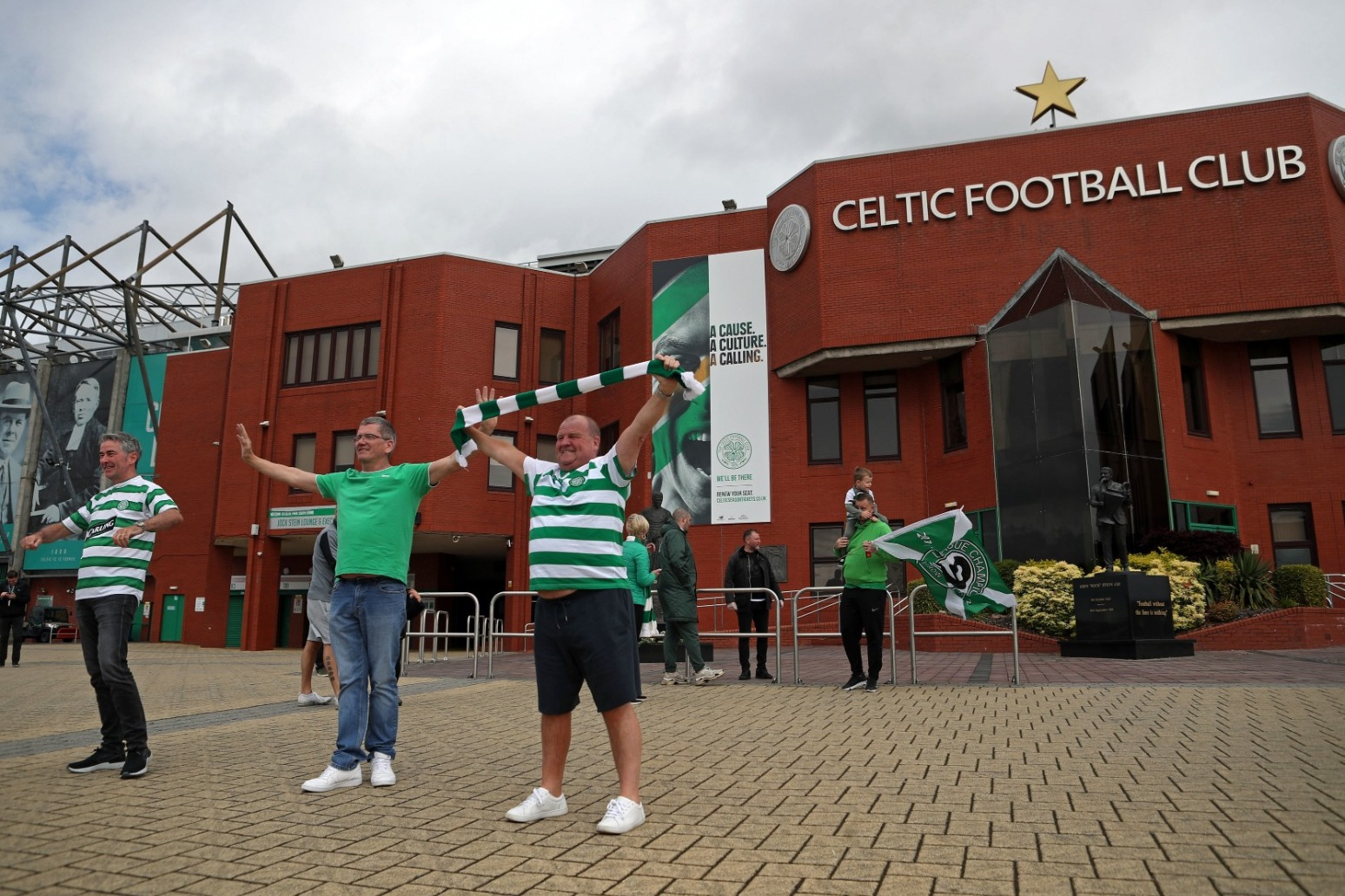 Celtic crowned Scottish Premiership champions