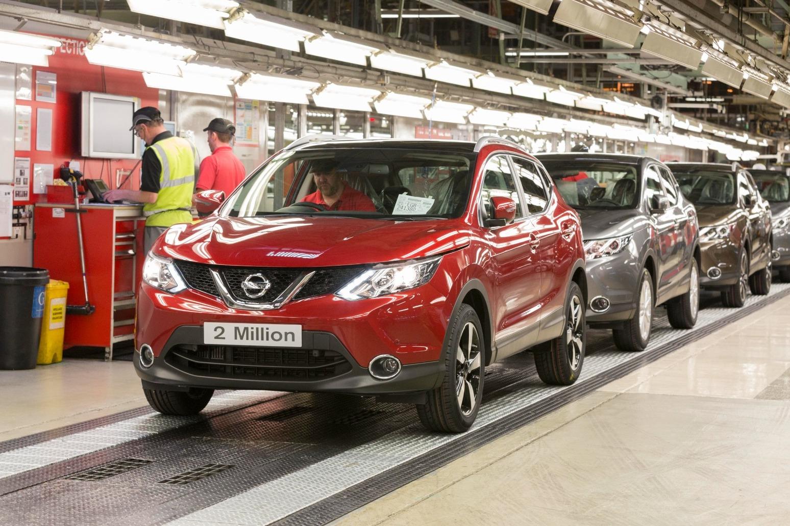 New Nissan Qashqai sales top 10,000 across Europe