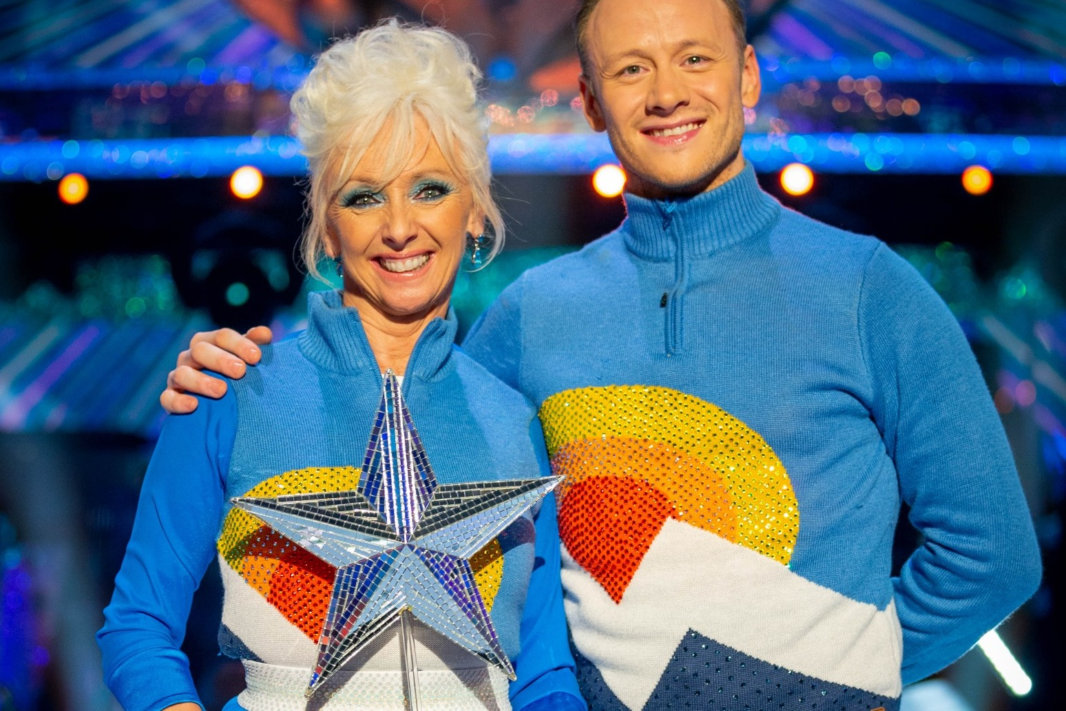 Debbie McGee recalls bursting into tears in her car after breast cancer diagnosis