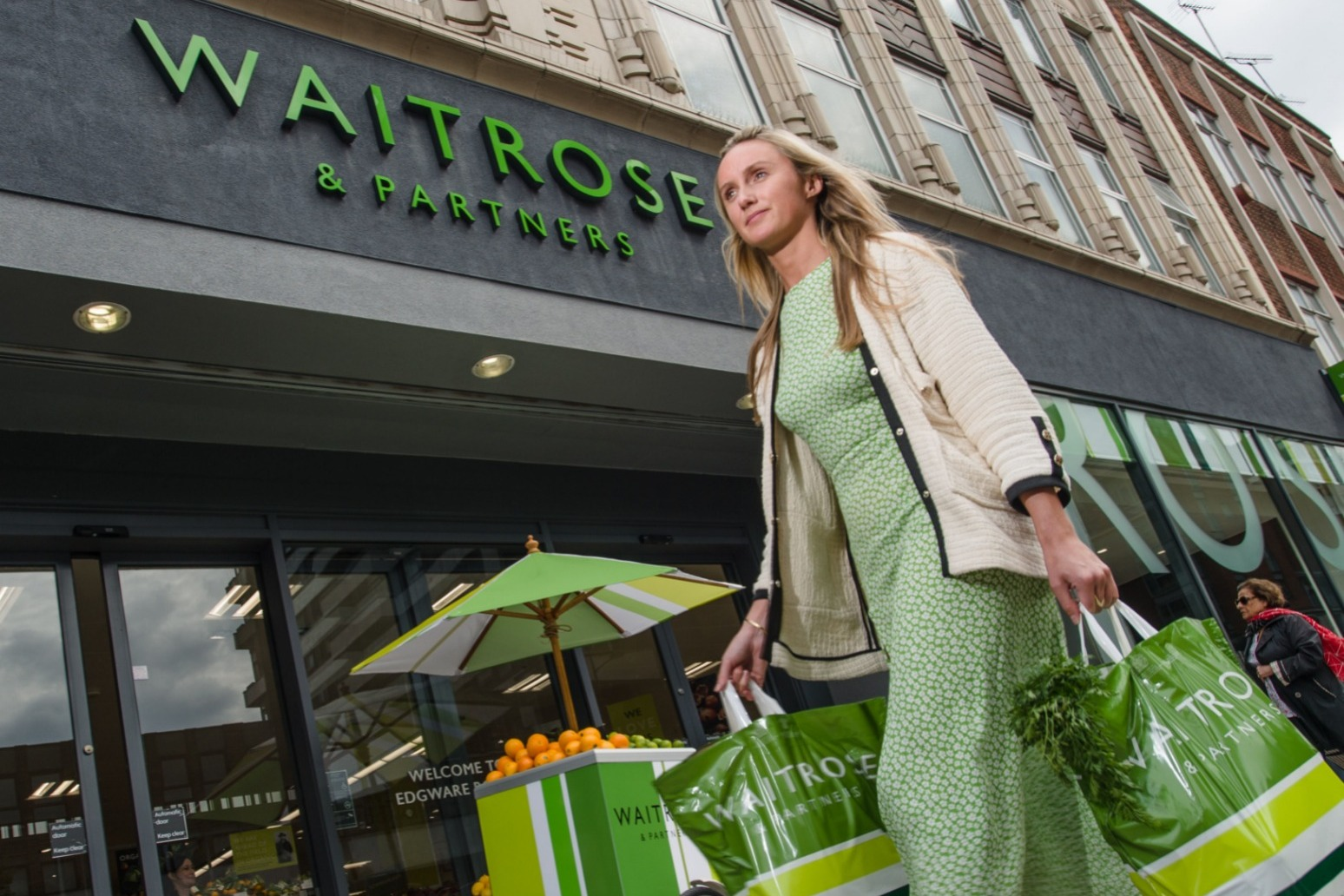 Waitrose to remove plastic bags from deliveries and in-store collections