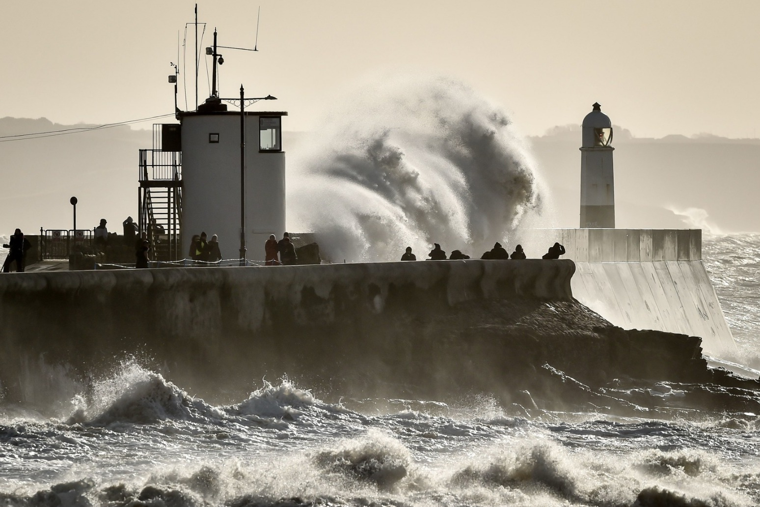 Safety warnings issued for coastline ahead of predicted 70mph winds