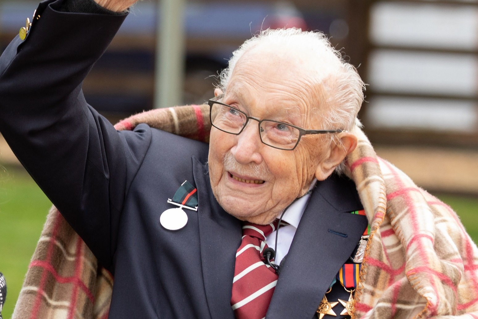 Captain Tom to be knighted on Friday