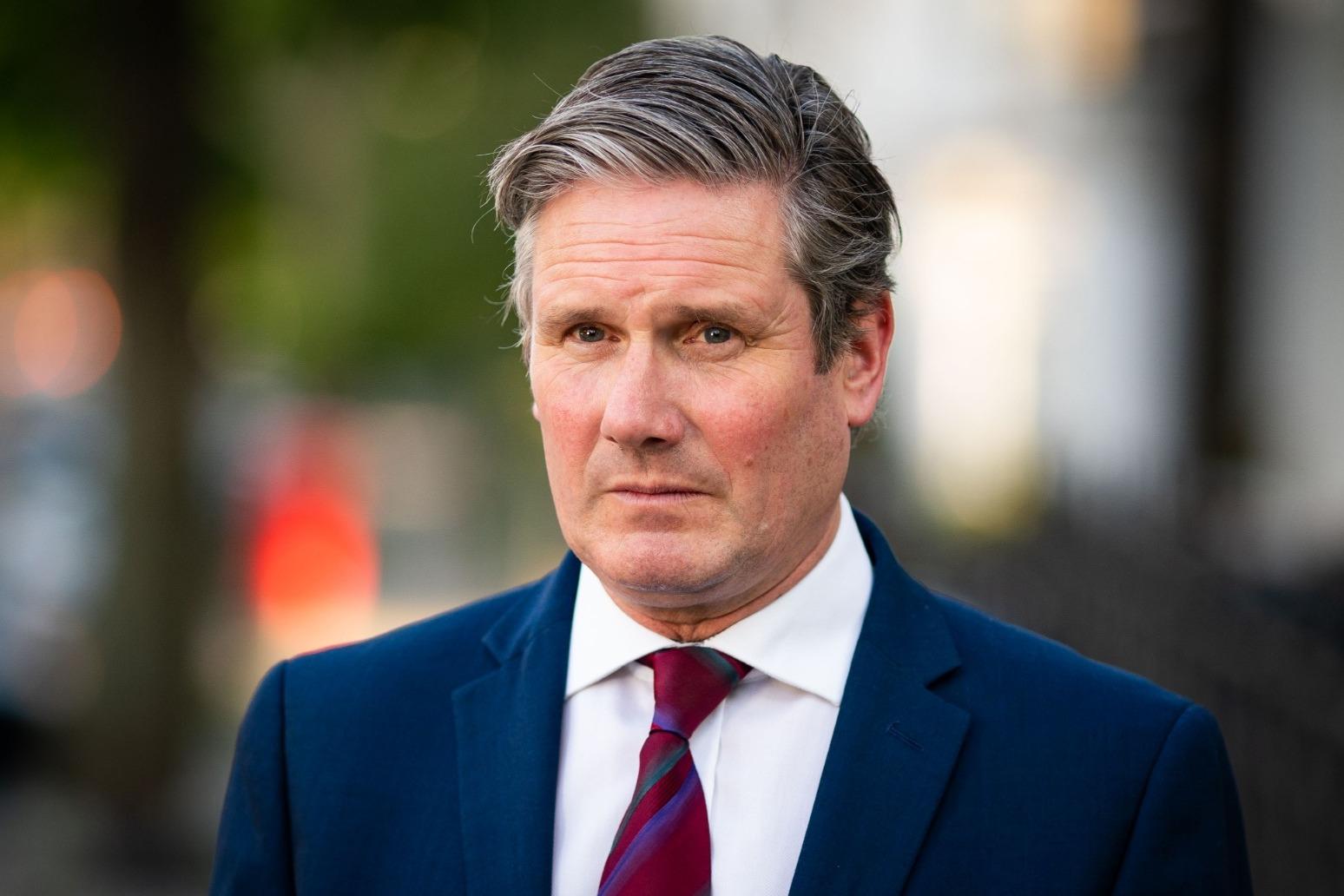 Starmer says UK entering critical week