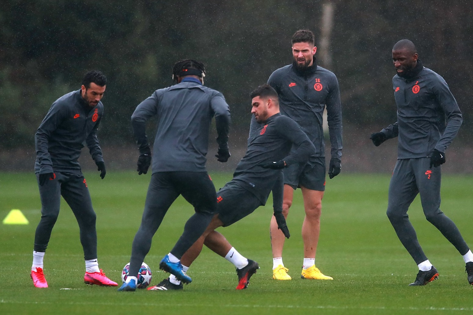 Premier League clubs vote for return to contact training