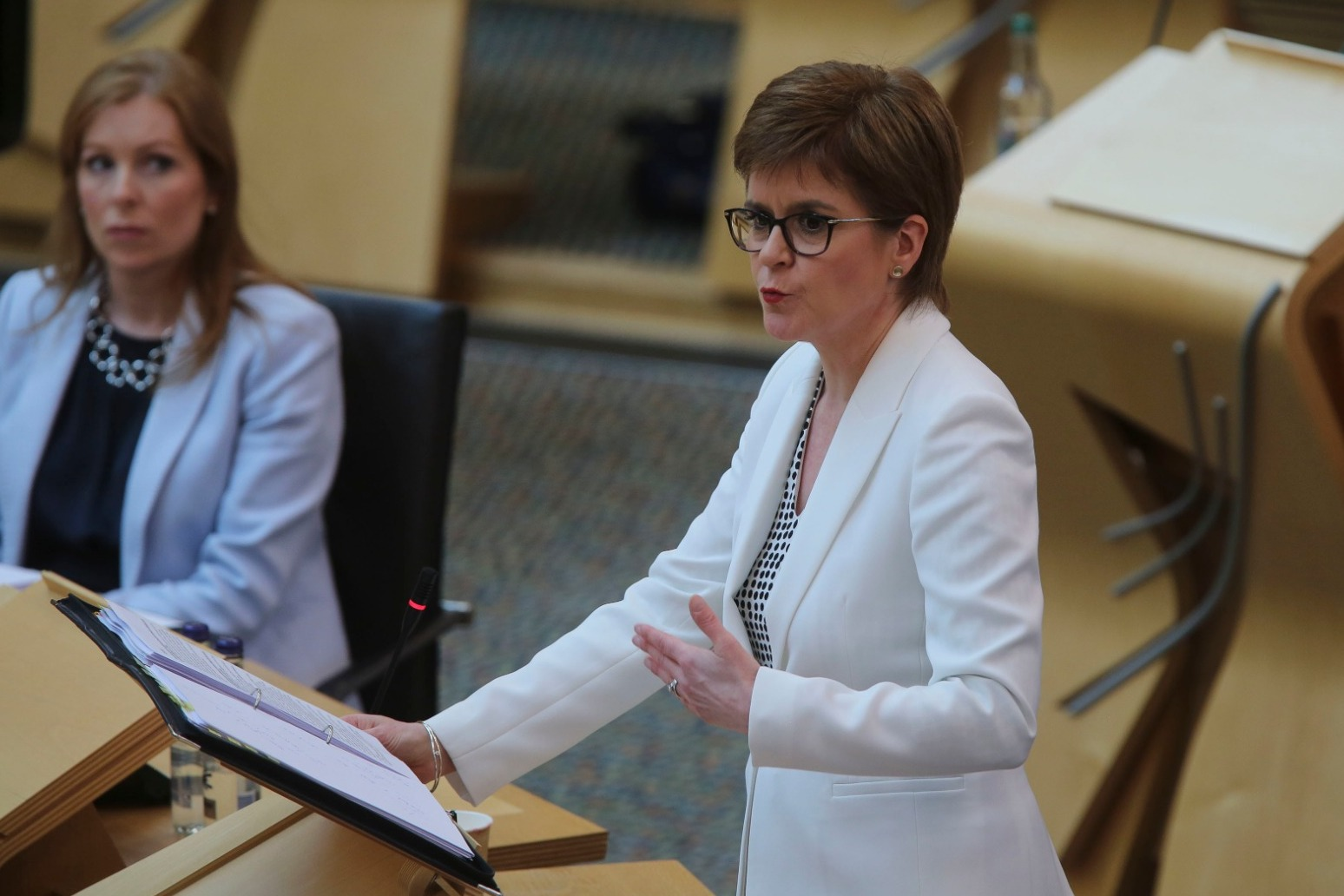 Scottish Government announces an easing of lockdown measures