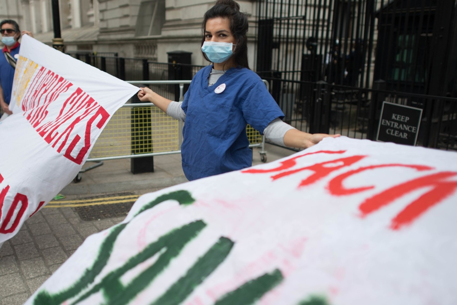 Inquiry to be held into racial inequalities highlighted by the pandemic