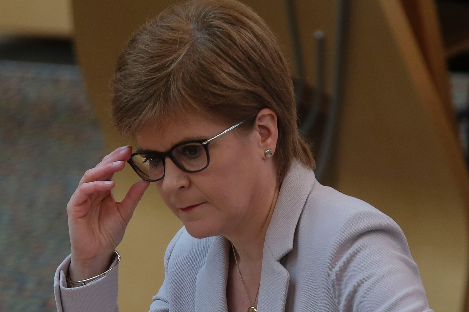 Sturgeon expected to announce further easing of Covid-19 restrictions