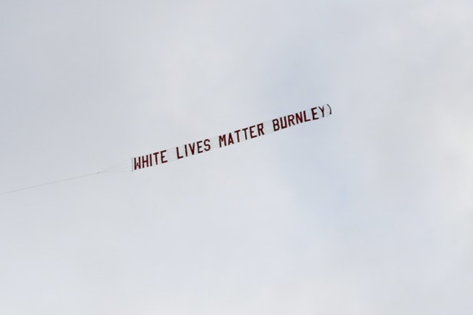 Burnley players 'ashamed and embarrassed' by plane banner says captain Ben Mee