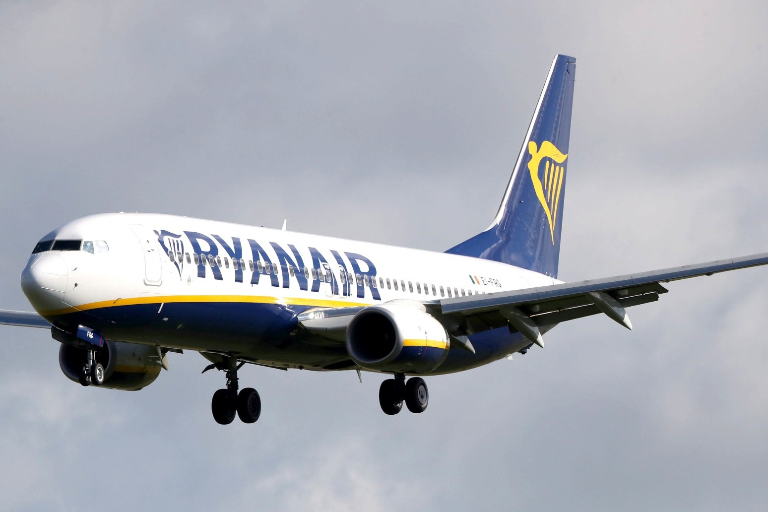 Ryanair to reduce capacity in the coming months