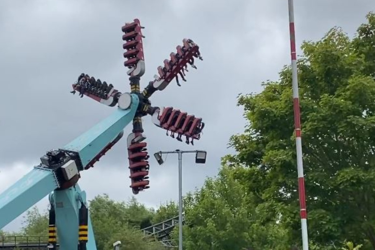 Thorpe Park remains closed after stabbing