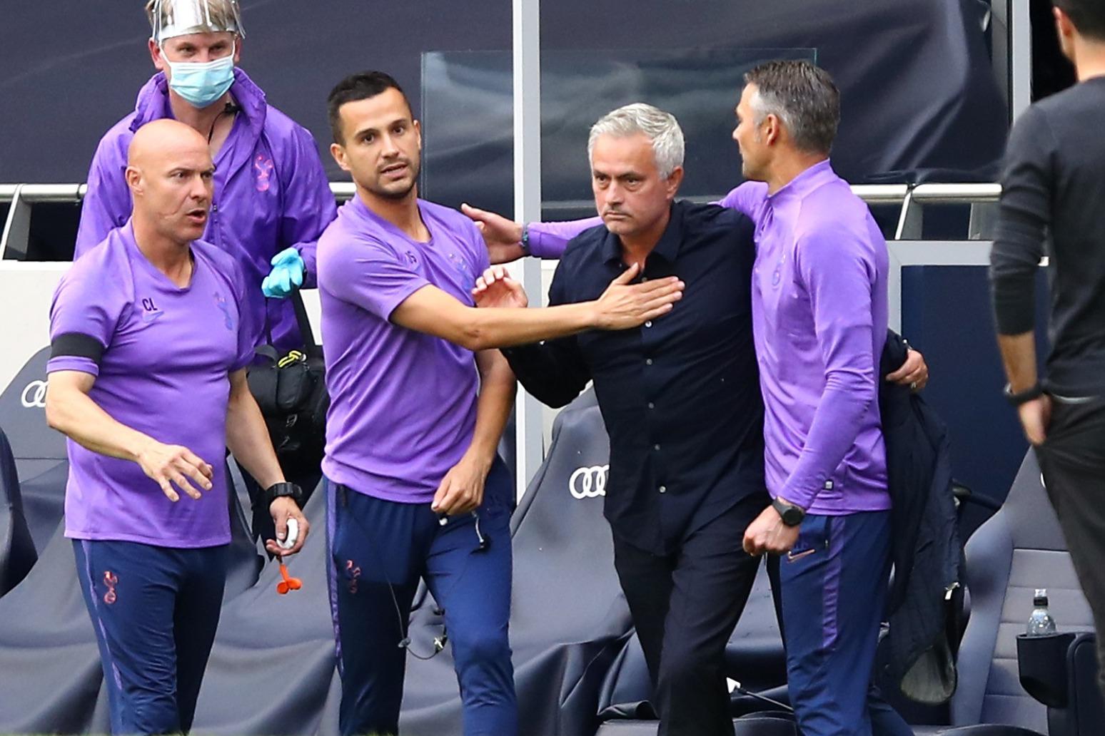 'I prefer to play Europa League than to not play' – Tottenham boss Jose Mourinho