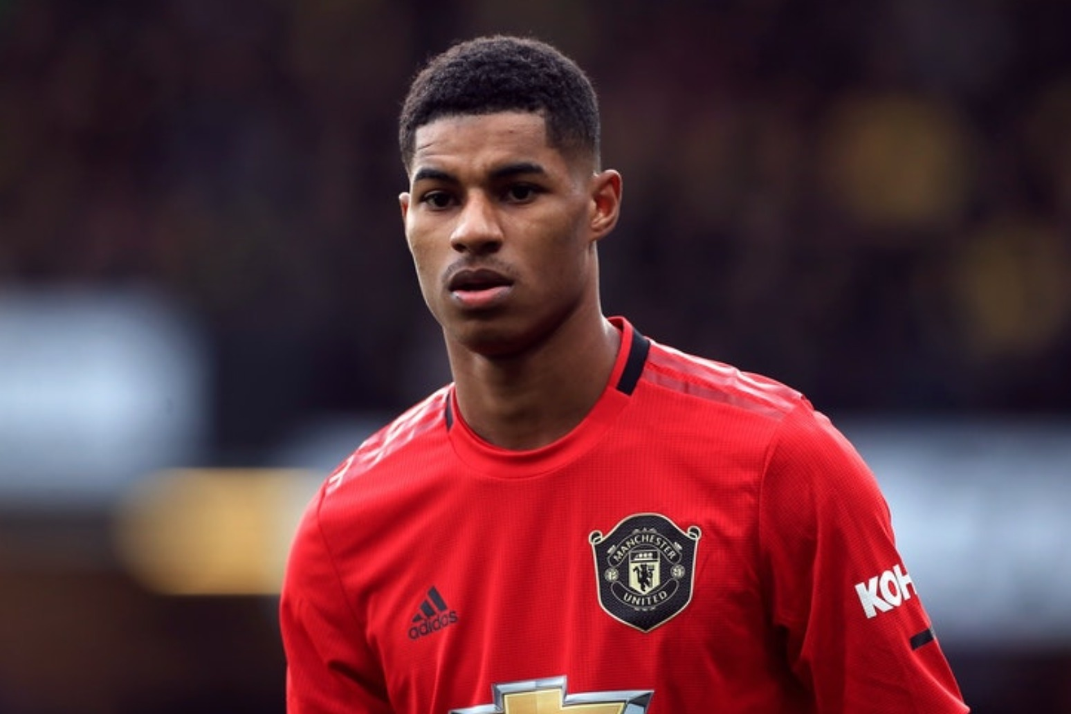 Marcus Rashford to receive honorary doctorate for free school meals campaign