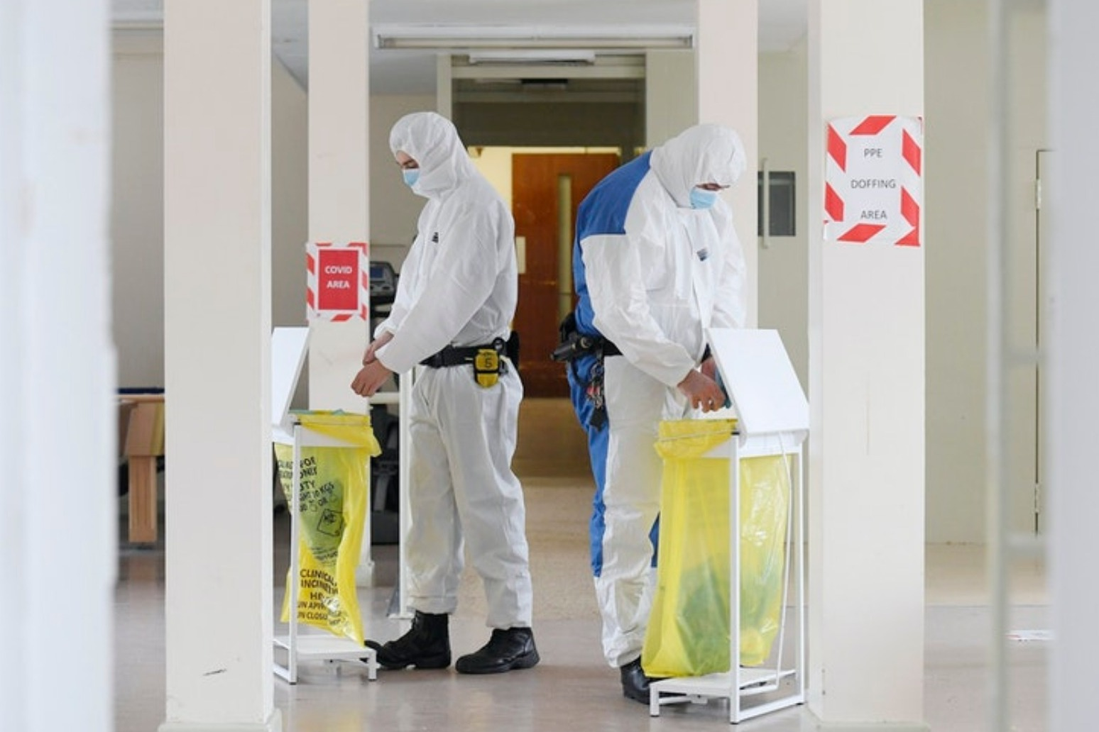 Committee slams 'astonishing' failure to financially plan for pandemic