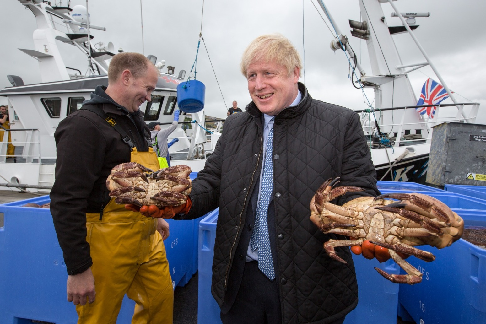 PM in Scotland: UK is a