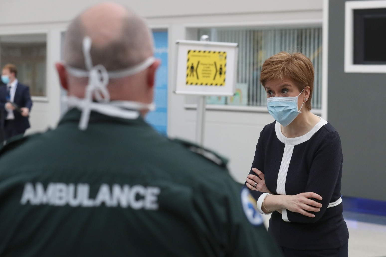 Scottish Government urged to bring in paramedic bursaries