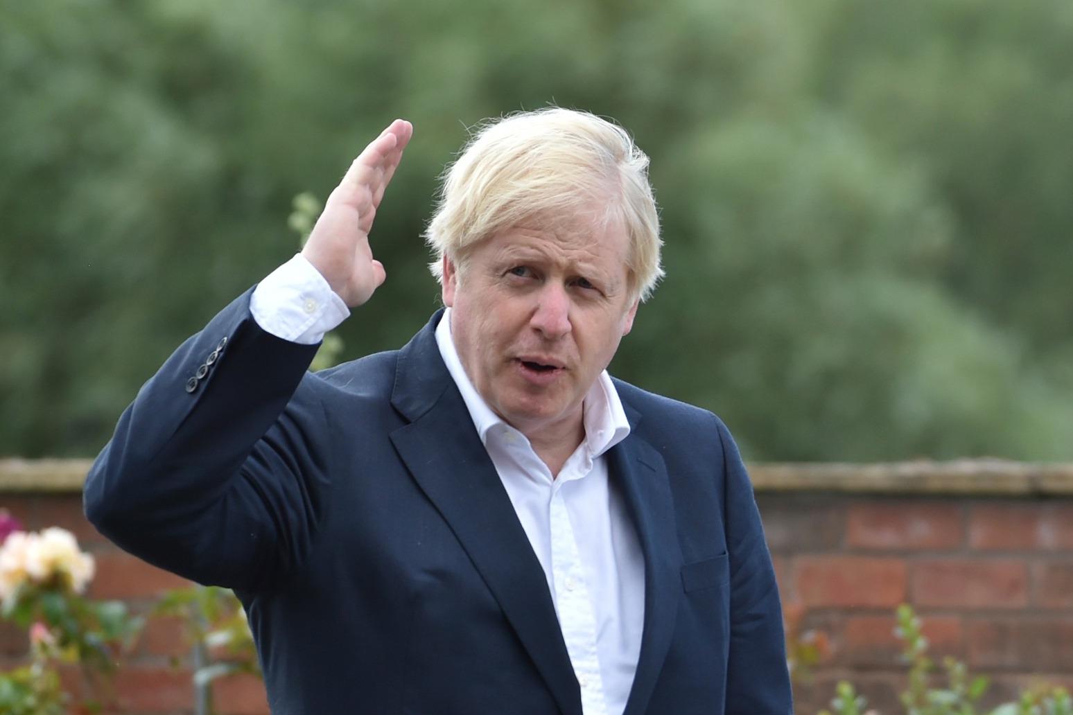 Johnson issues further quarantine warning
