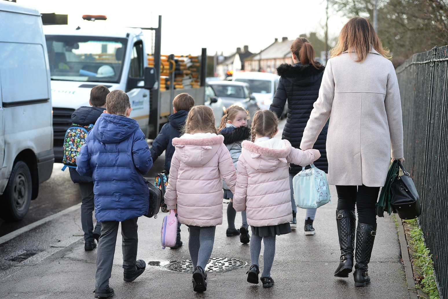 Behaviour issues and family problems rise among children in poverty – report