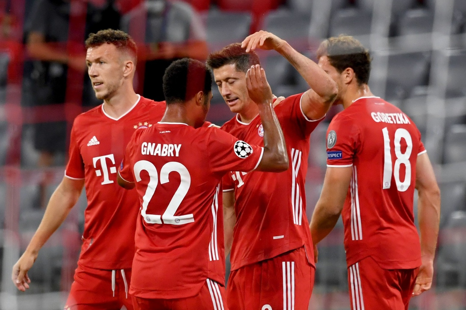 Bayern ease into Champions League final