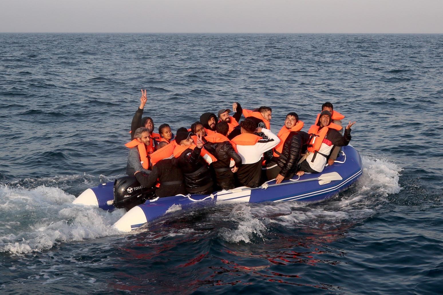 Johnson: Migrant crossings 'bad, stupid, dangerous and criminal'