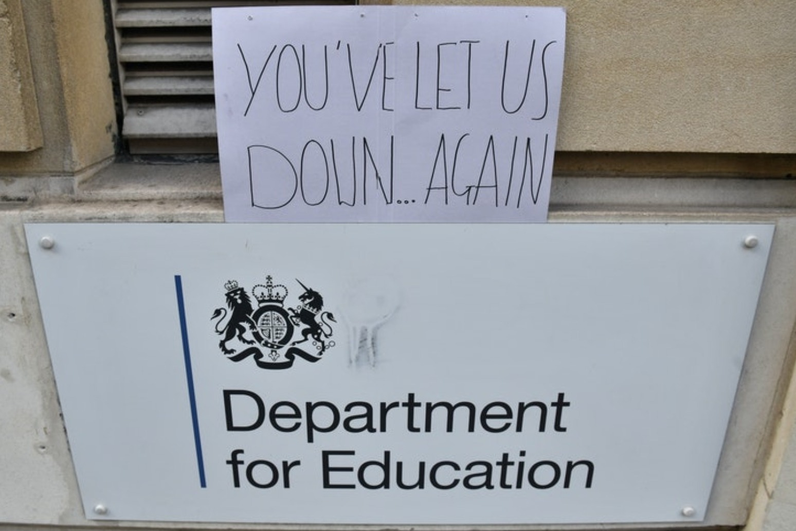 What does the exams U-turn mean for A-level and GCSE students?