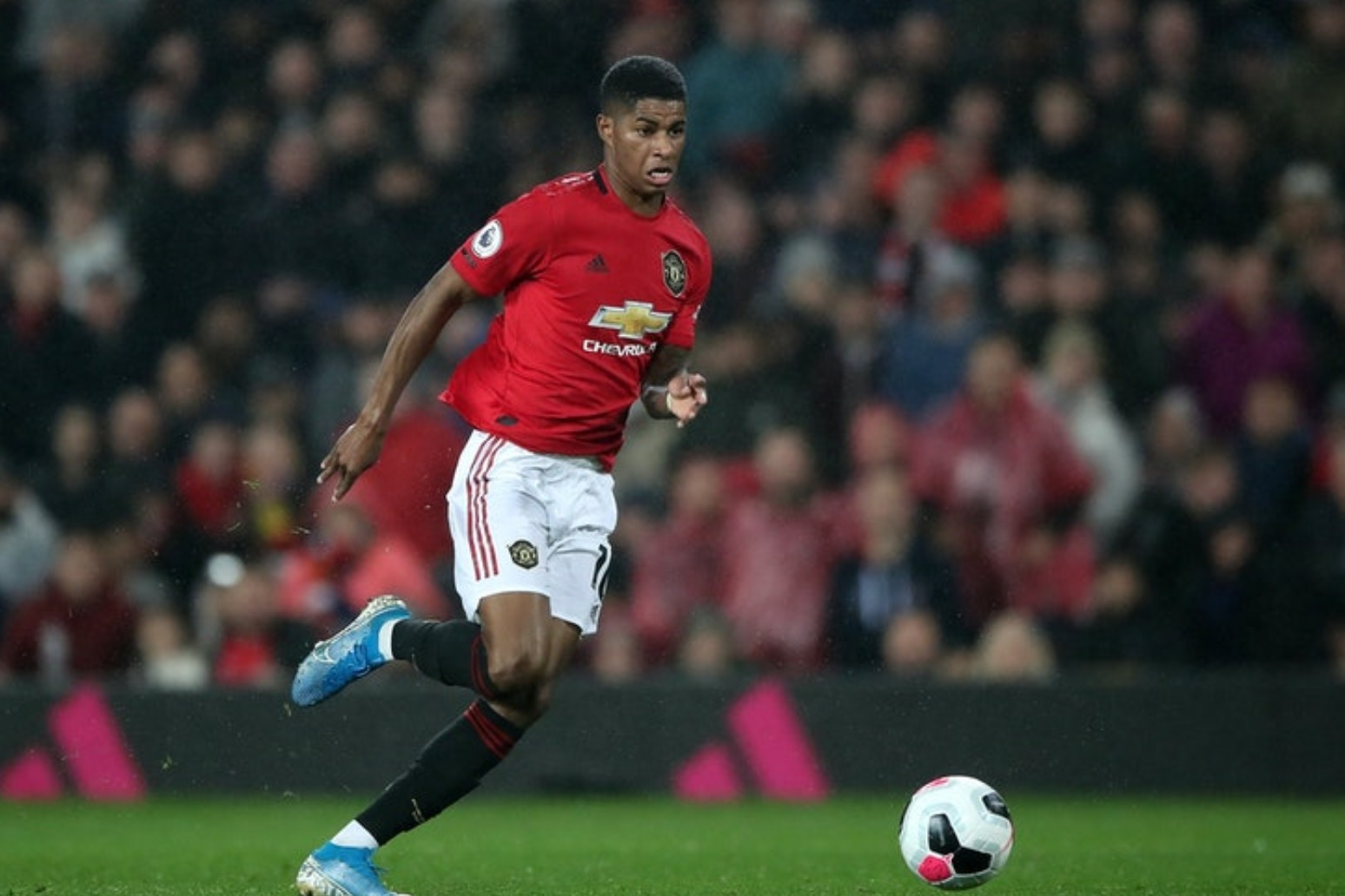 Manchester United's Marcus Rashford leads new child food poverty task force
