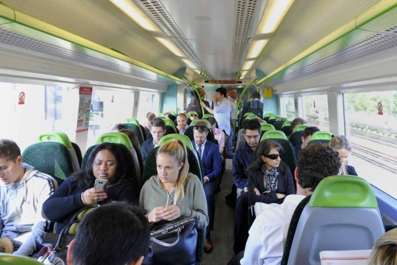 Examples of 2021 rail fare rises