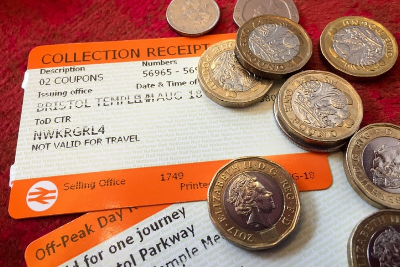 Rail commuters face 1.6% rise in fares
