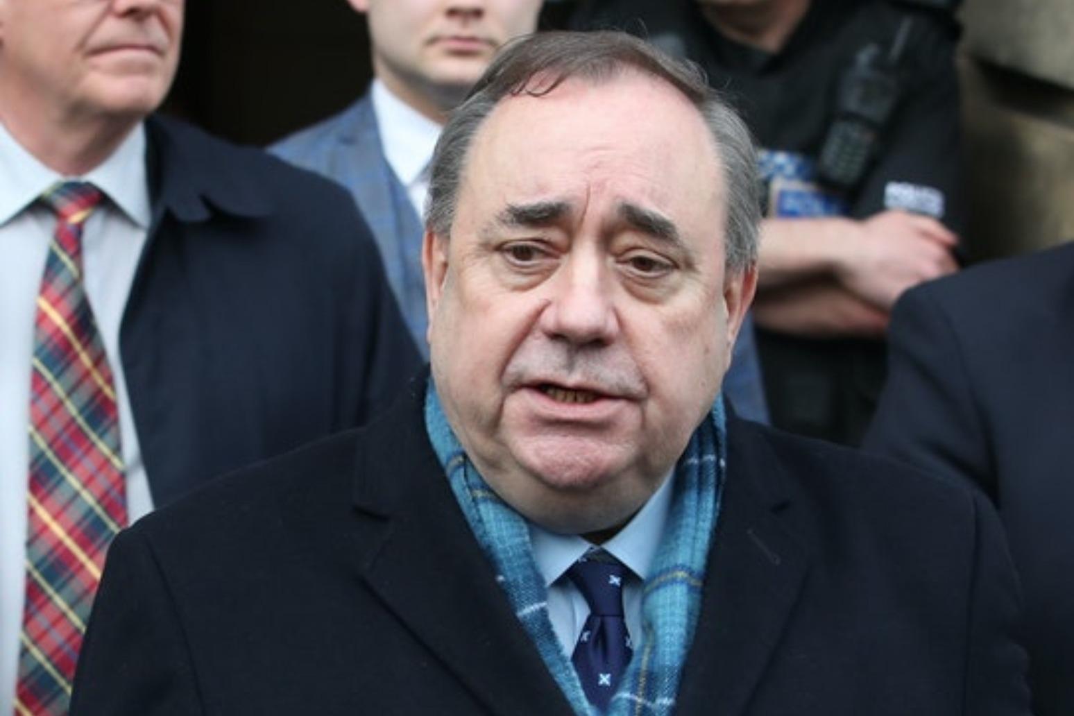 Senior civil servants to appear before Salmond inquiry