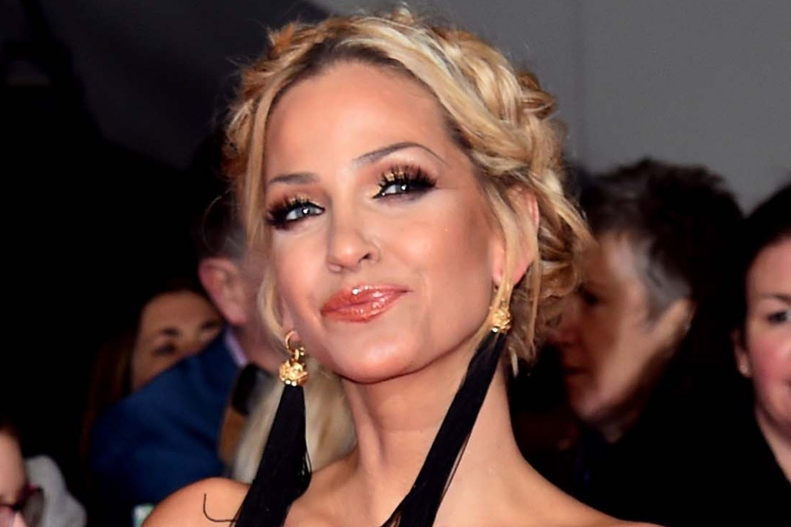 Sarah Harding diagnosed with advanced breast cancer.