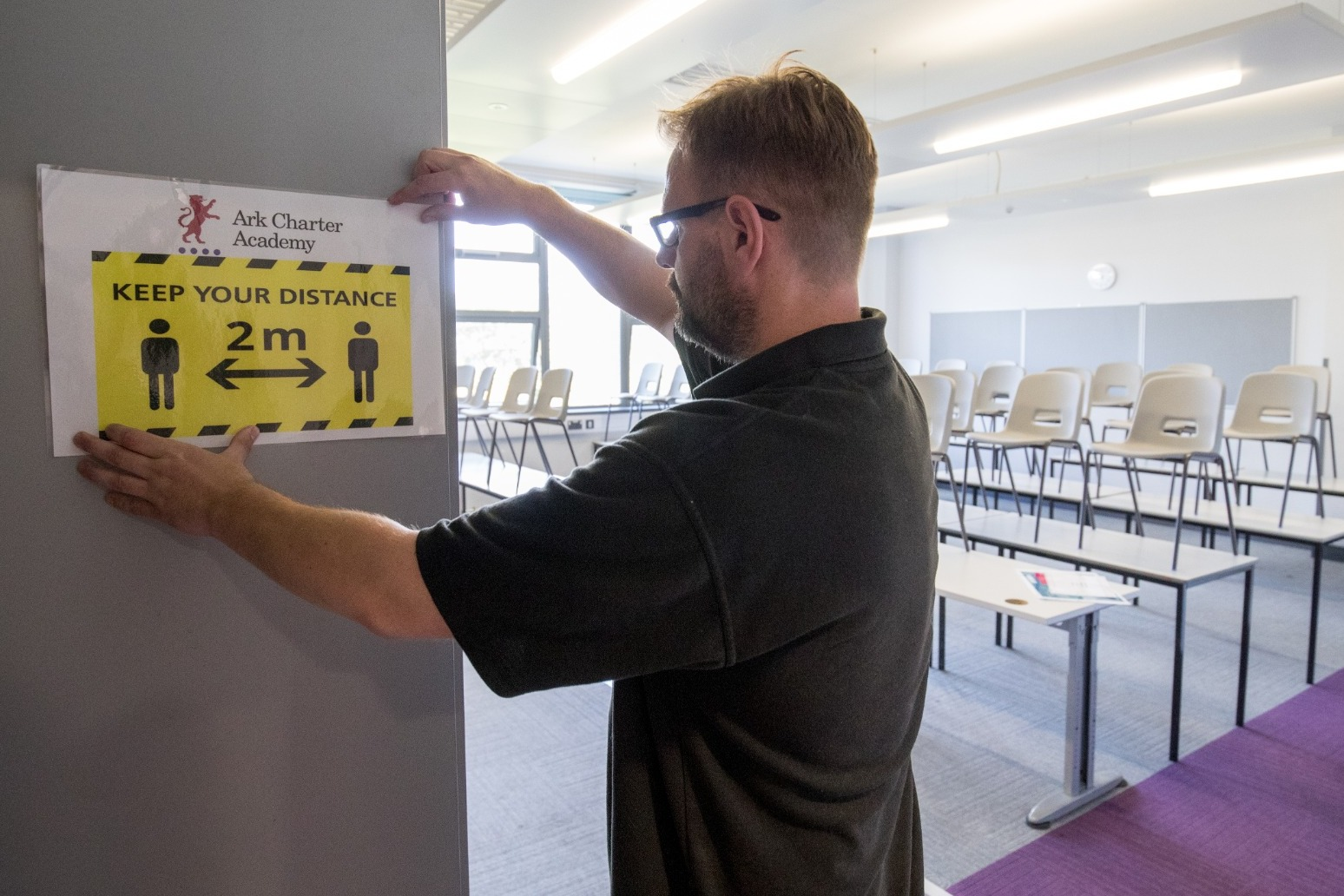 'Rota system' could be used for secondary schools in lockdown areas