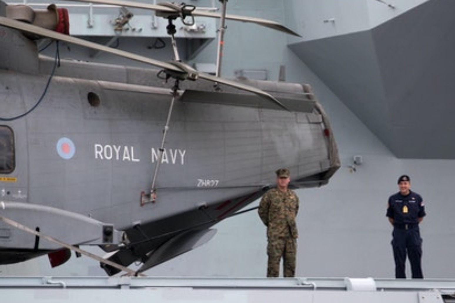 Nuclear submarine officer who arrived at work unfit for duty sent home from US