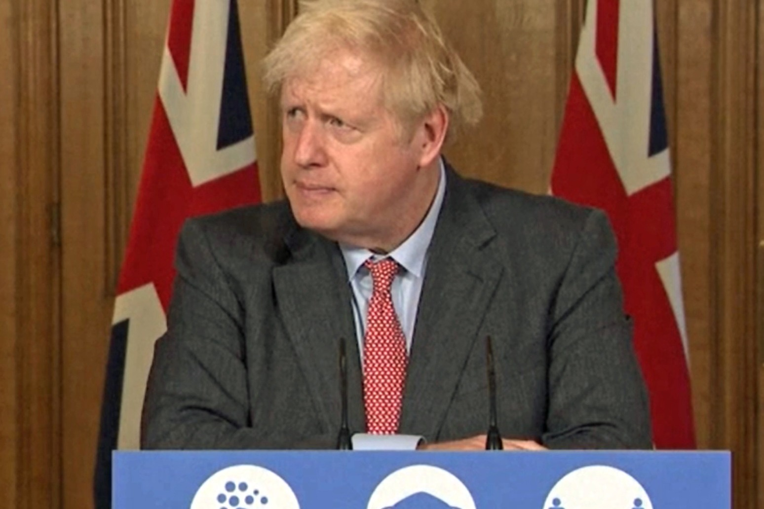 Johnson warns of 'critical moment' in battle with second wave of coronavirus