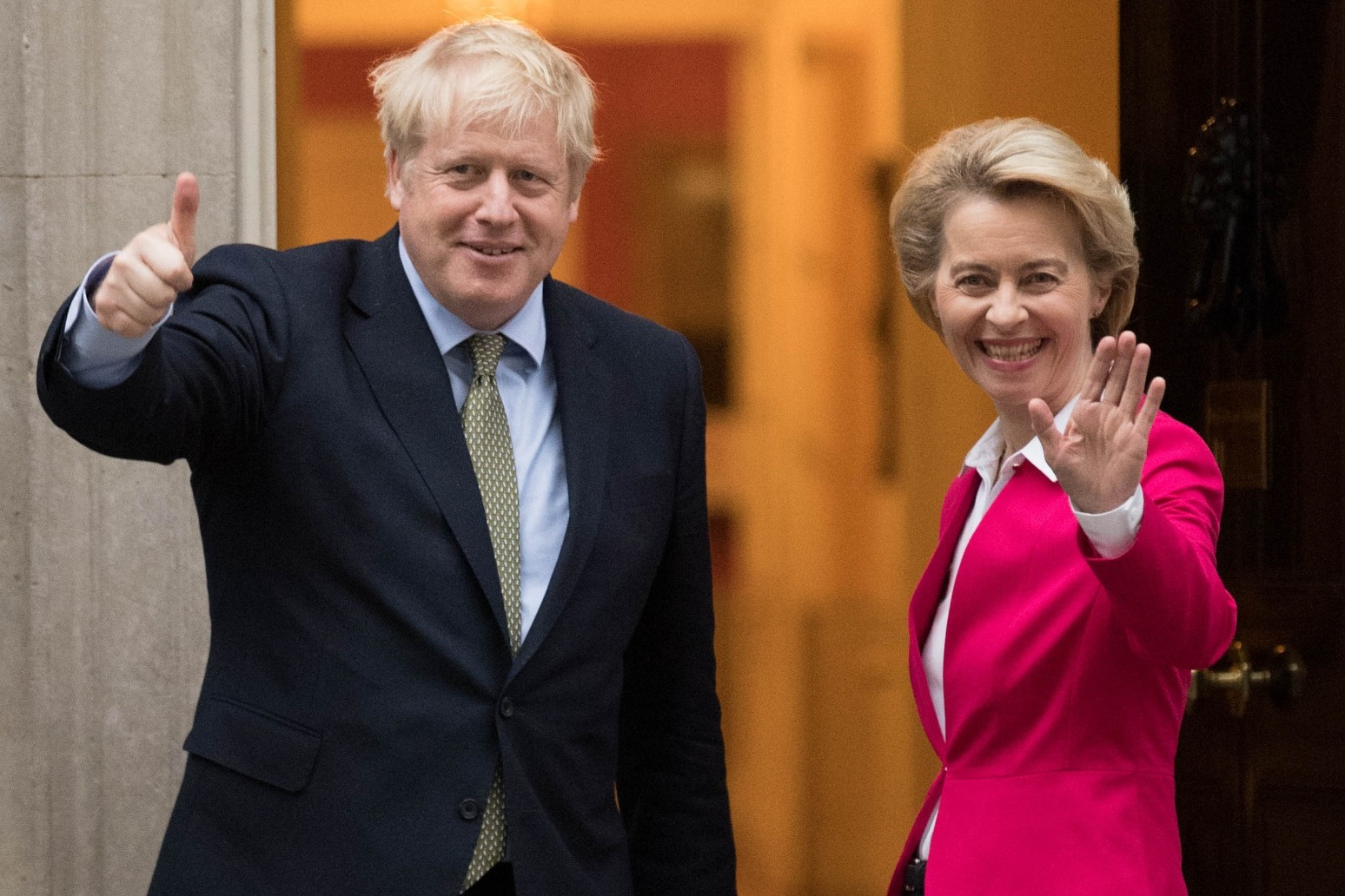 PM 'pretty optimistic' about Brexit trade deal as UK and EU take stock on talks