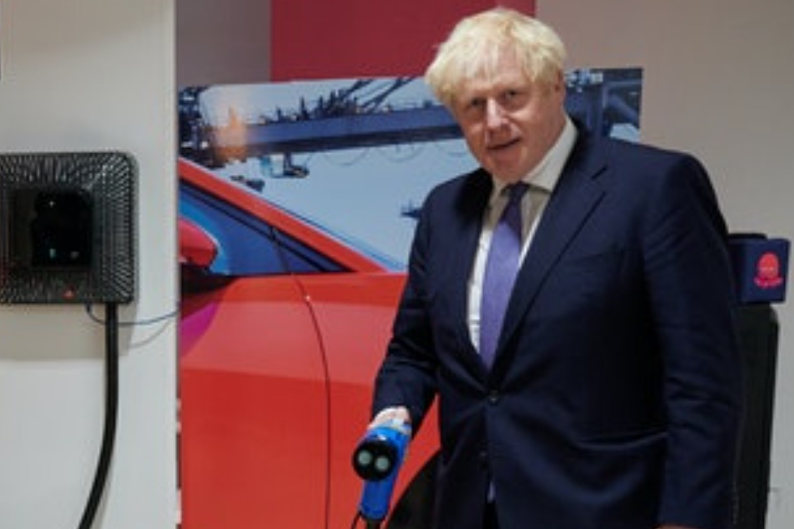 Green energy surge will see every home powered by wind farms – Johnson