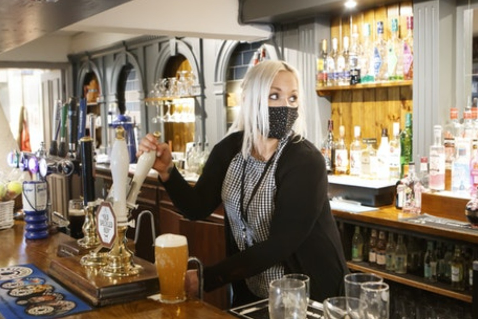 Pubs will 'never fully recover' from lockdown extension, Young's boss says
