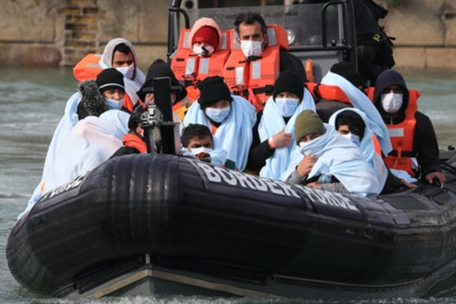 Migrant boat deaths should be a 'wake-up call' for those in power – charity