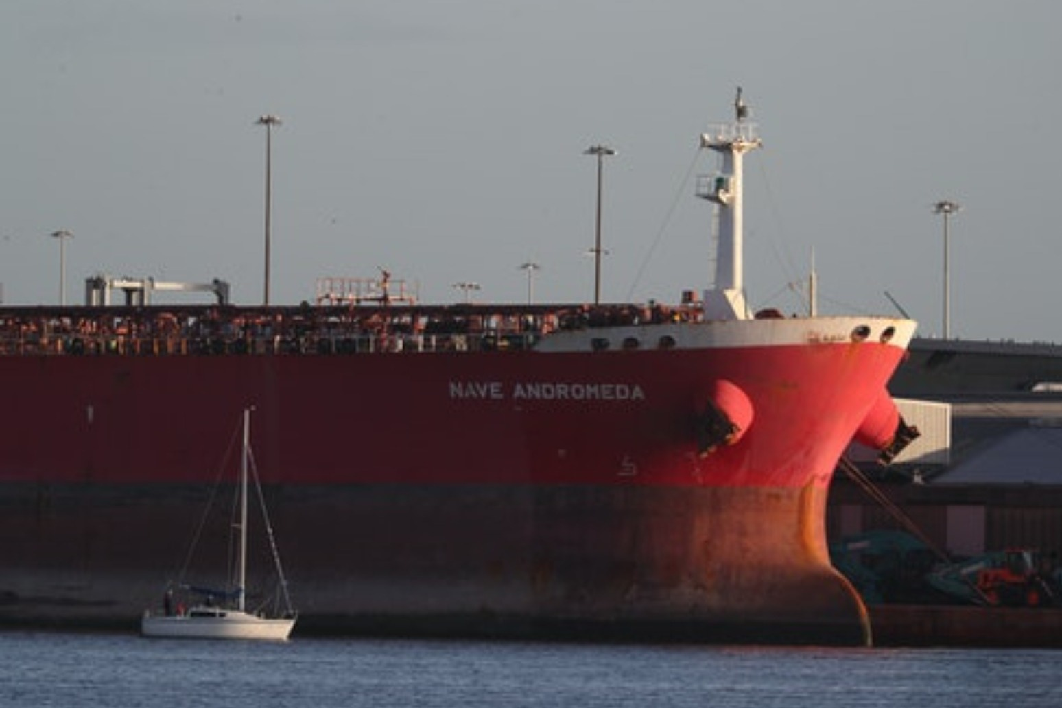 Armed forces storm oil tanker and detain stowaways after 'hijacking'