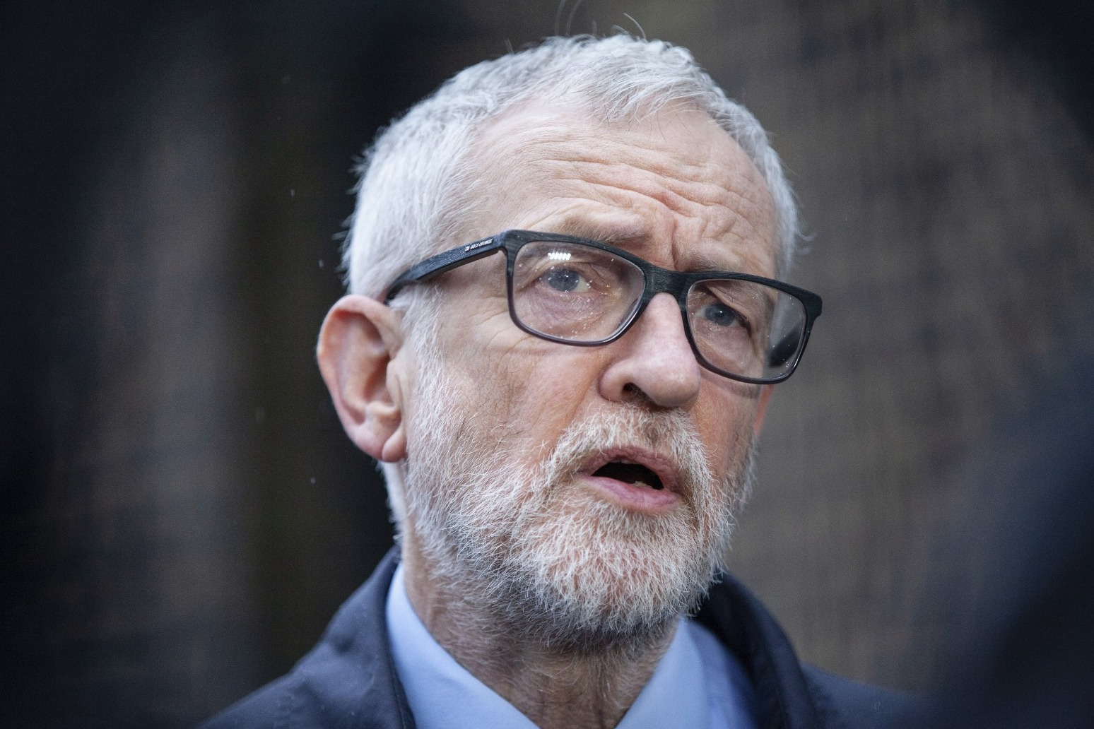 Corbyn announces launch of Peace and Justice Project