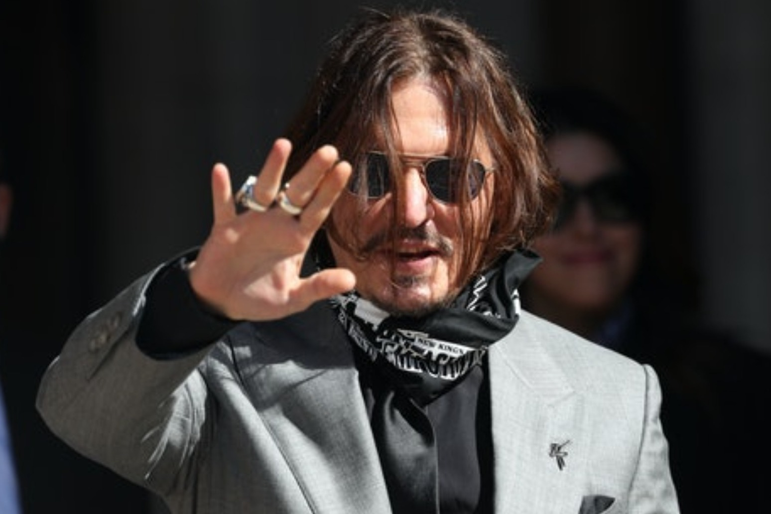 Johnny Depp loses libel case against The Sun over 'wife beater' article