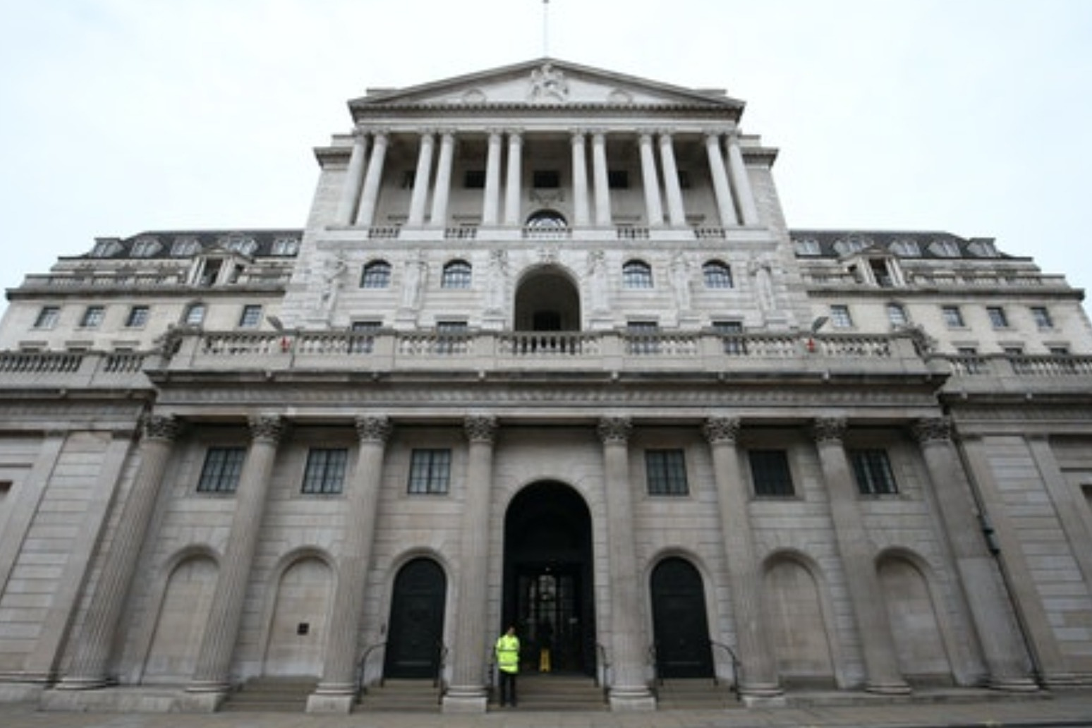 Bank pumps another £150bn into economy as rates held at 0.1%
