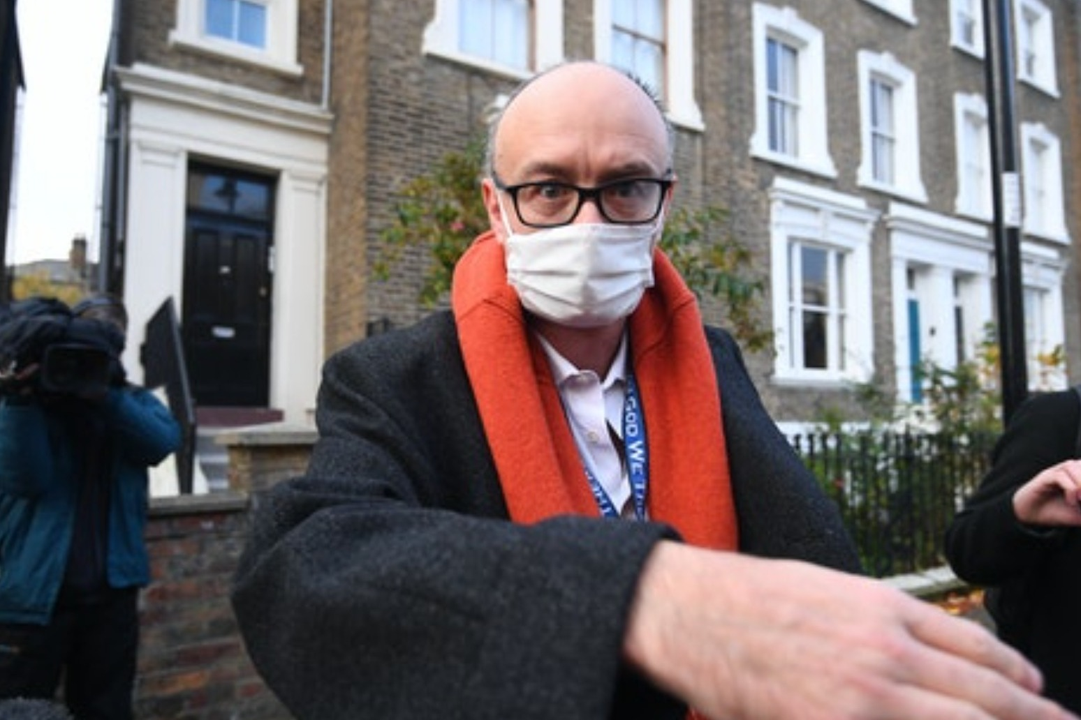 Dominic Cummings 'set to leave Downing Street by Christmas'