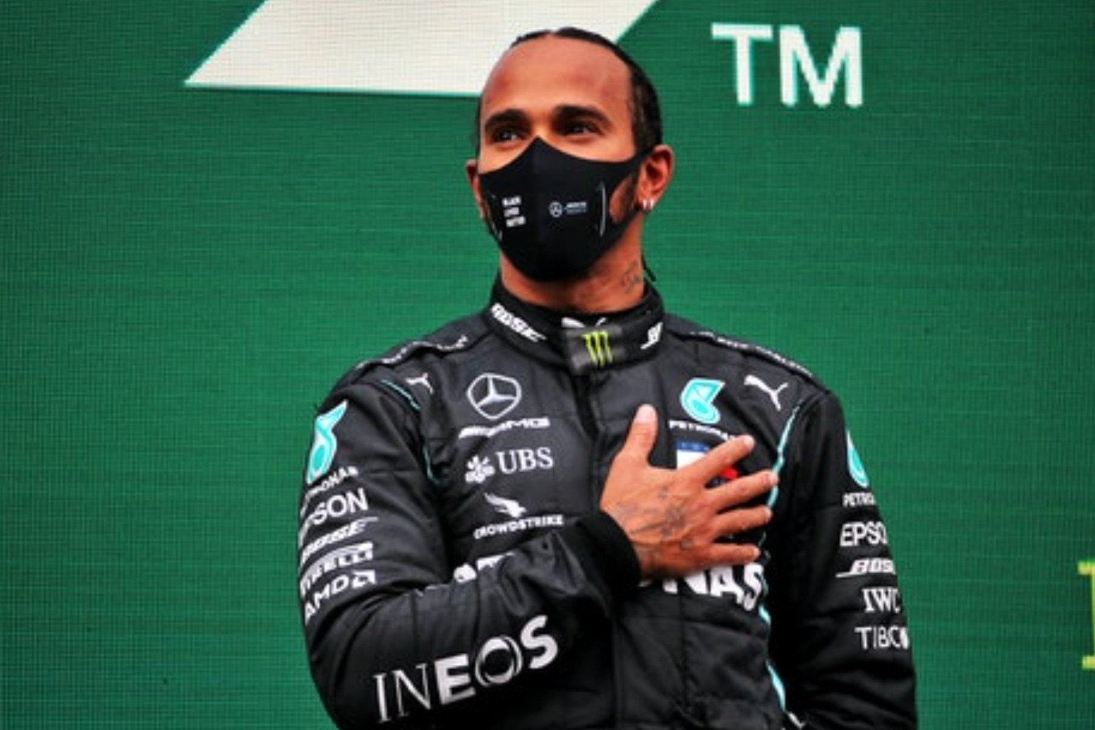 Lewis Hamilton to miss Sakhir Grand Prix after testing positive for coronavirus