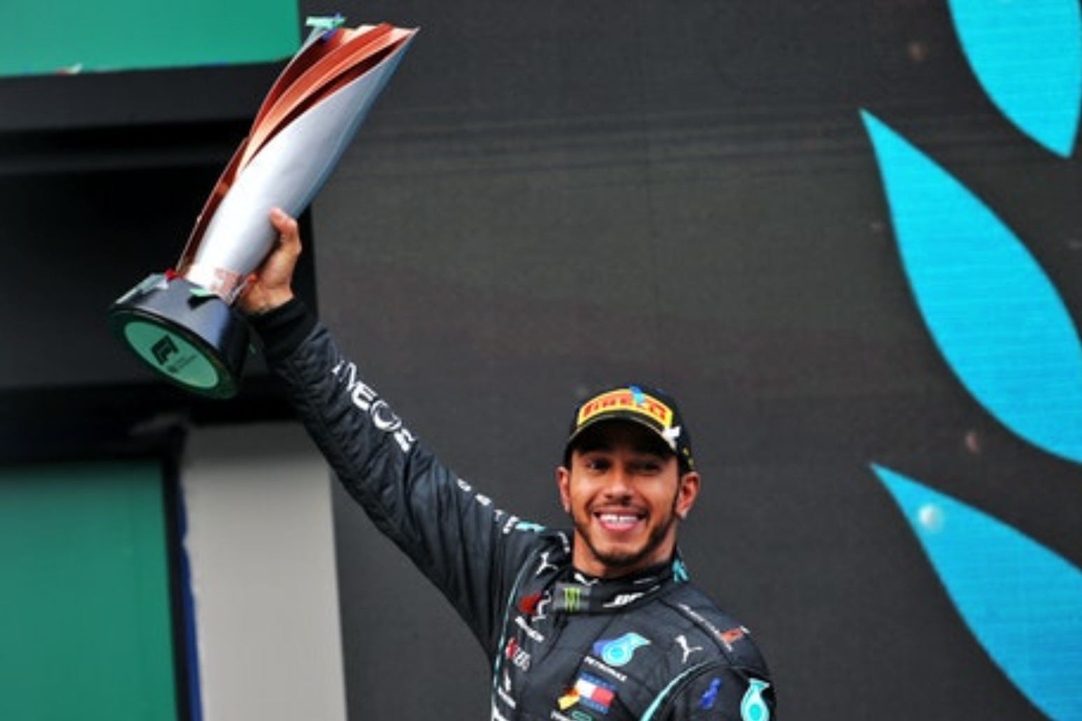 Lewis Hamilton hailed 'greatest British sportsman' ever as knighthood calls grow