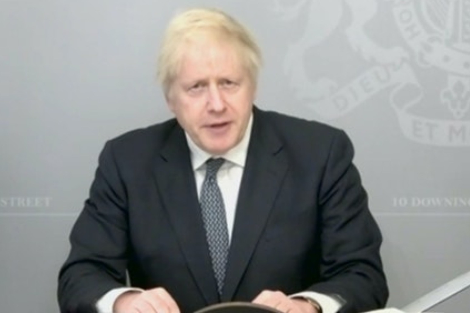 PM to outline post-lockdown plan for strengthened tiers and a limited Christmas