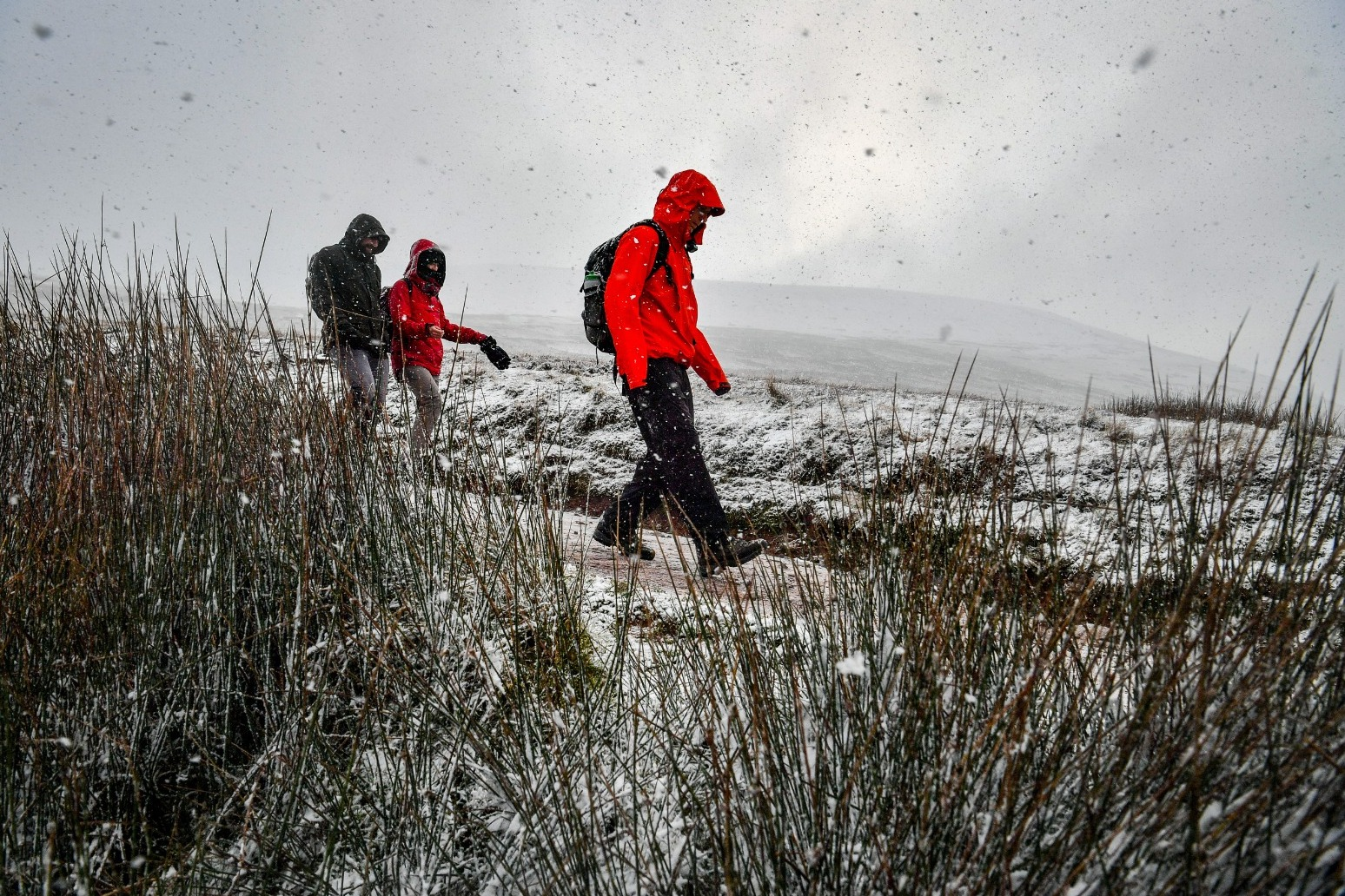 Snow on ground could disappear for most by end of century, Met Office suggests