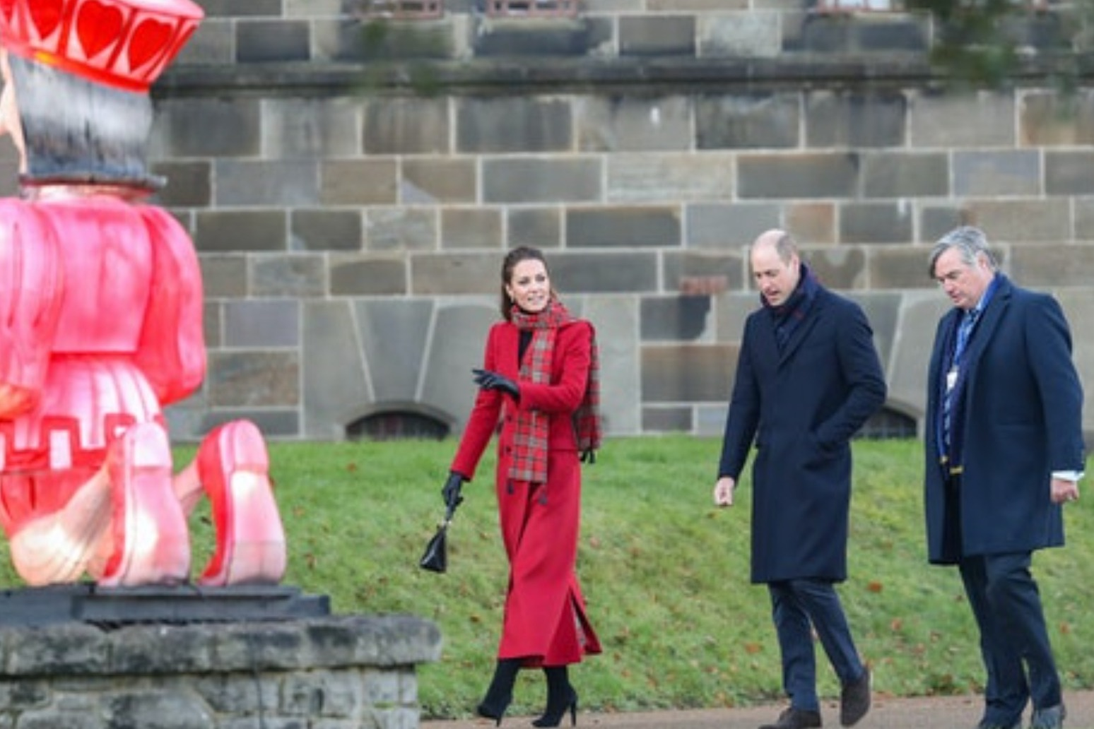 Welsh Health Minister criticises William and Kate's visit to Wales